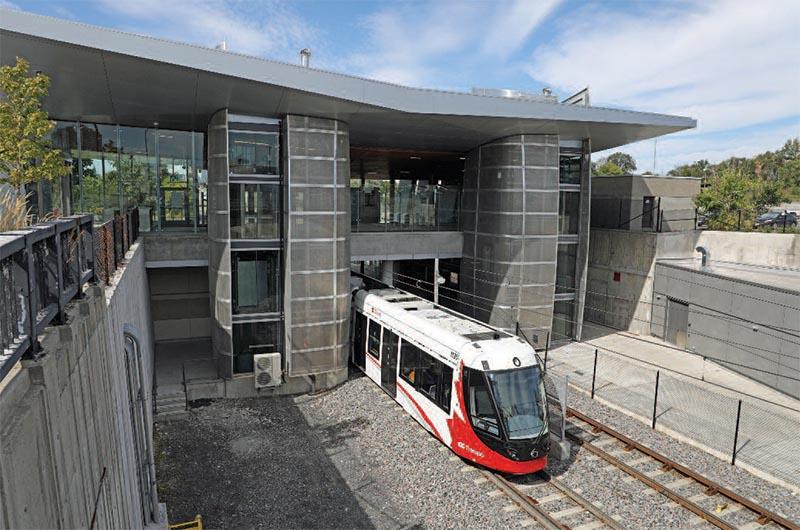 OC Transpo Confederation Line