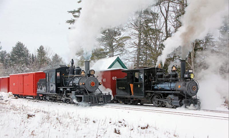 Narrow Gauge Winter Weekend
