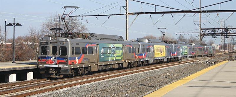 Railfan Hot Spot: North Philadelphia Station