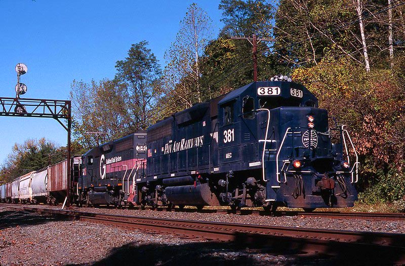 Pan Am Railways For Sale