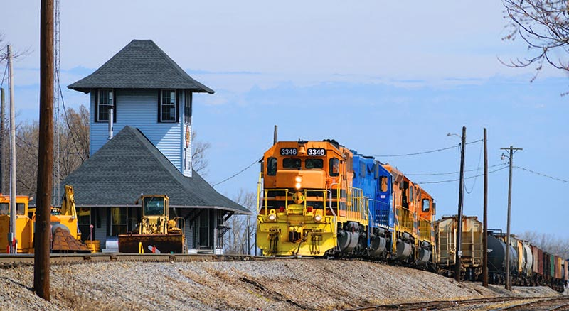 Railfanning the Rochester & Southern