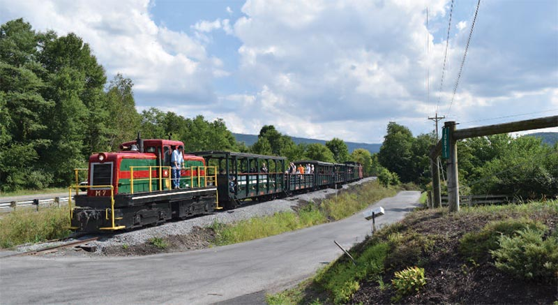 East Broad Top Celebrates 60 Years As Tourist Line