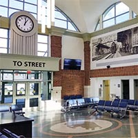 New Amtrak Station for Downtown Buffalo