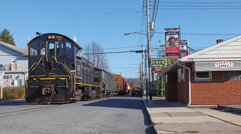 Rent-A-Railroad for a Day! Middletown & Hummelstown Charter