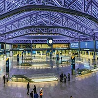 Moynihan Train Hall Debuts in Manhattan