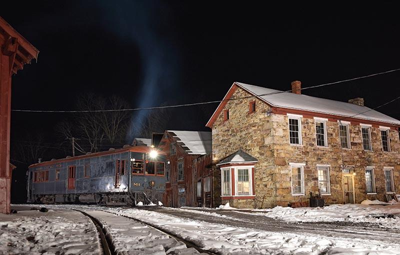 East Broad Top Revives WinterSpectacular