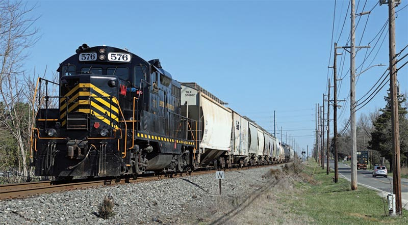 Winchester & Western Southern New Jersey Operations