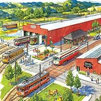 Pennsylvania Trolley Museum Begins Major Expansion