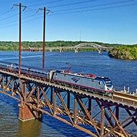 Amtrak's Susquehanna River Crossing