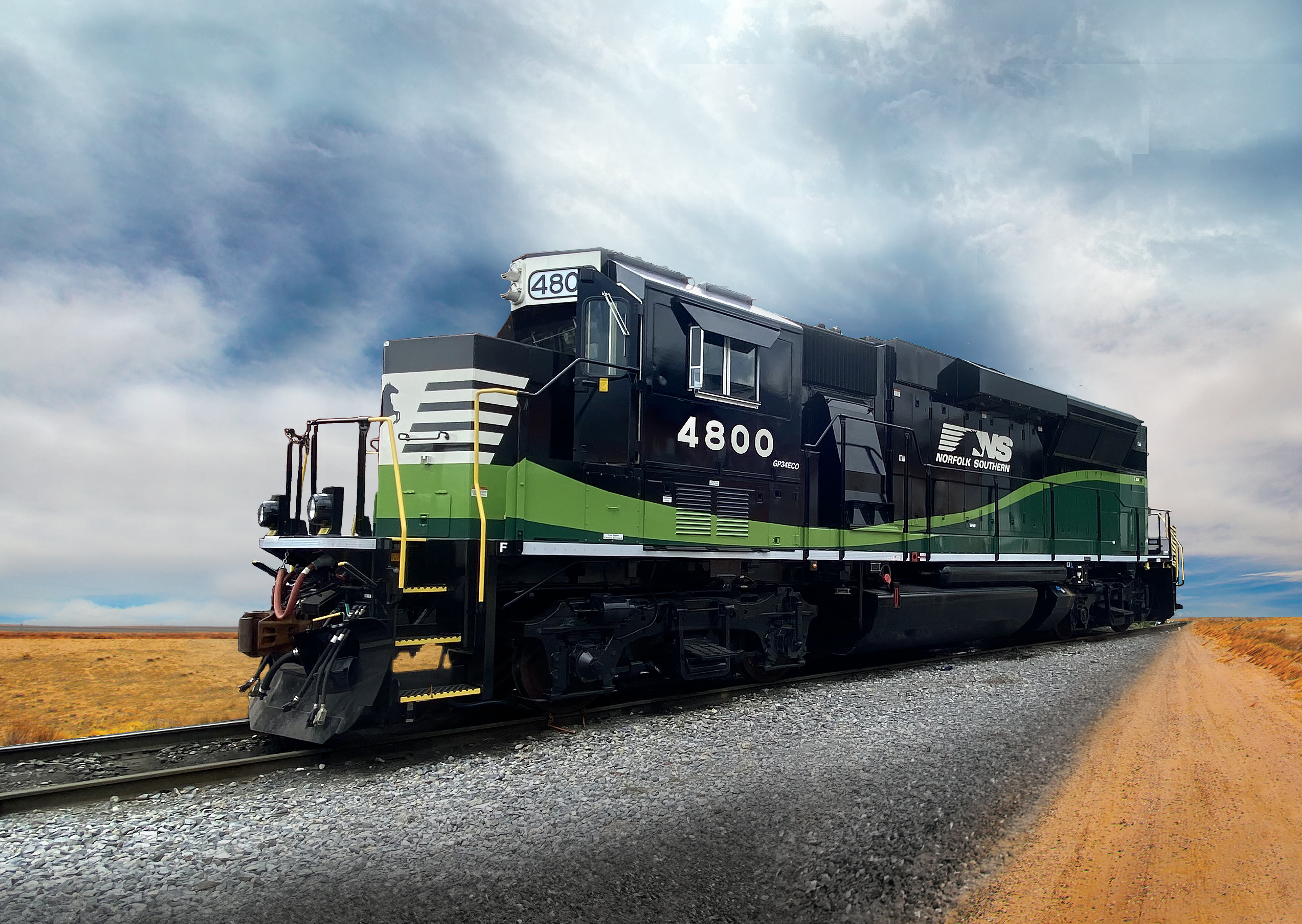 Progress Rail and Norfolk Southern Collaborate on Tier 4 Locomotive