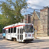 Over the Top: SEPTA 2021 Trolley Tunnel Blitz